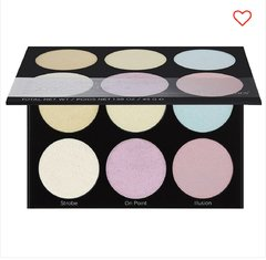 Bh Cosmetics Backlight Highlight palette