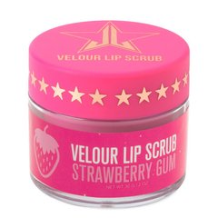 Jeffree Star lip scrub Strawberry gum