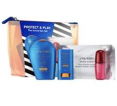 Shiseido Protect & Play