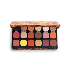 Makeup Revolution forever Fire palette