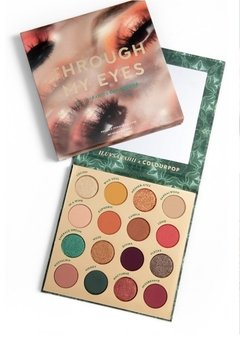 Colourpop through my eyes palette - comprar en línea