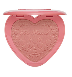 Too Faced love hangover blush