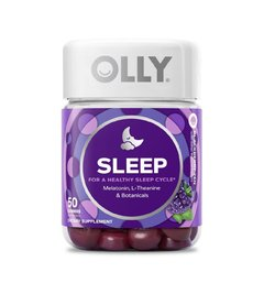 Olly sleep vitamin gummies 50 ct