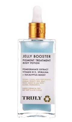 Truly Organic Jelly booster pigment treatment