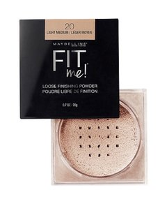 Maybelline fit me loose finishing setting powder - Koko Beauty