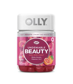 Olly undeniable beauty vitamins 60ct