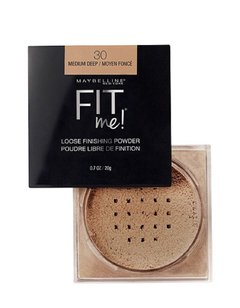 Maybelline fit me loose finishing setting powder
