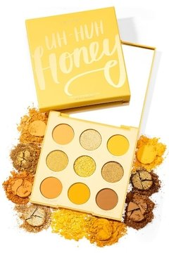 Colourpop oh huh honey palette