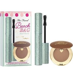 Too faced beach bag must have