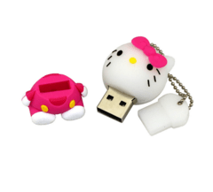 Pen drive Hello Kitty Rosa - comprar online