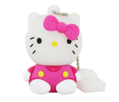 Pen drive Hello Kitty Rosa