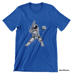 Básico/Unissex - Camiseta AstroBase - Canal Da Ned - SPACE TODAY STORE