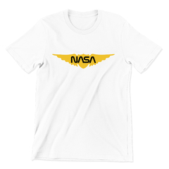 Camiseta NASA 1ST Logo na internet