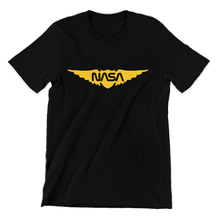Camiseta NASA 1ST Logo - SPACE TODAY STORE