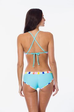 Bikini Stripes Aqua en internet