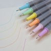 CANETA FINELINER PASTEL 0.4MM BRW
