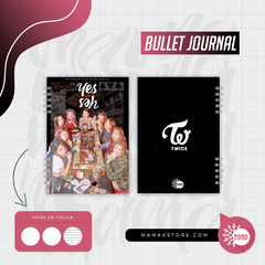 BULLET JOURNAL: TWICE - YES OR YES
