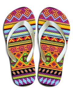 Chinelo Tribal 001 - comprar online