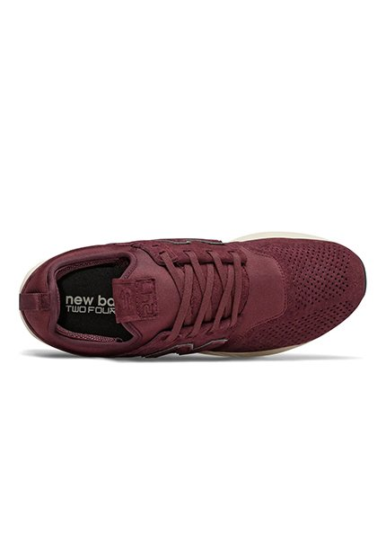 New Balance 247 Vinho na internet