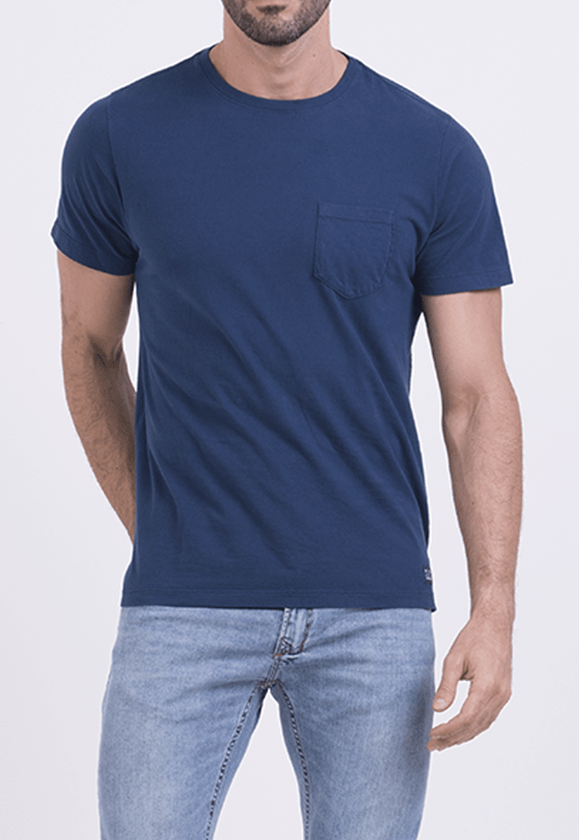 CAMISETA MANHATTAN COLLECTION AZUL - comprar online
