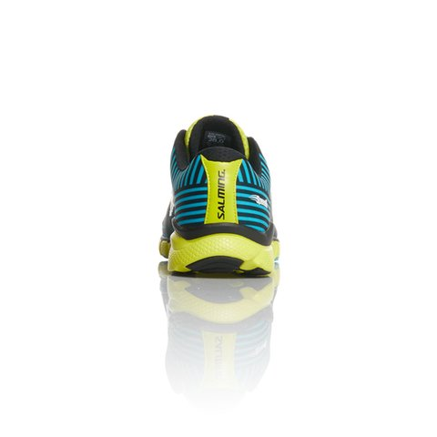 SALMING SPEED 6 BLUE LIME HOMBRE - comprar online