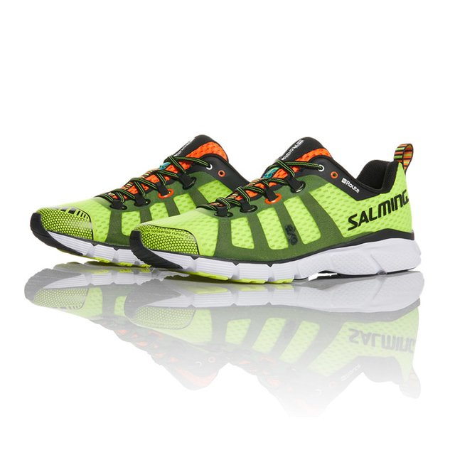 SALMING ENROUTE SAFETY YELLOW HOMBRE - tienda online