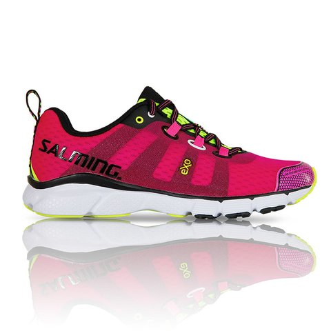 SALMING ENROUTE FLUO PINK MUJER