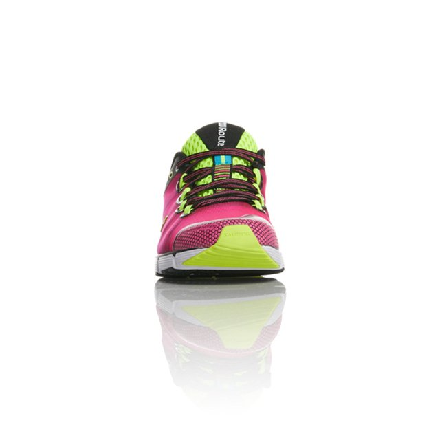 SALMING ENROUTE  FLUO PINK  MUJER - Salming