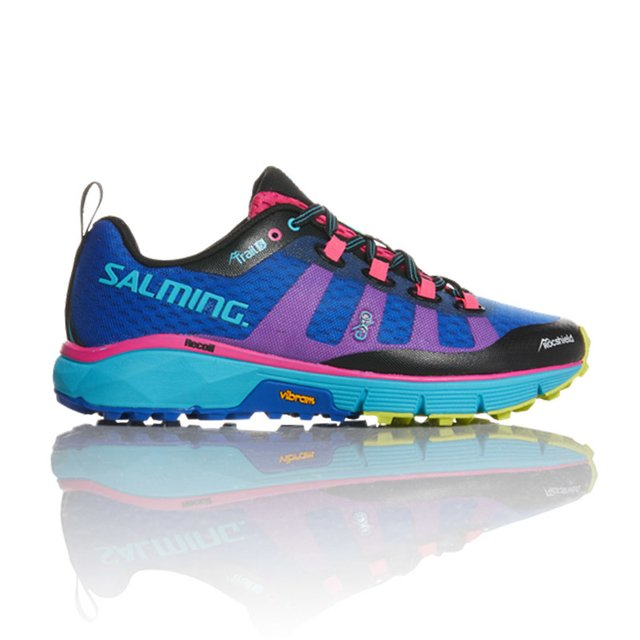 SALMING TRAIL 5 BLUE SAPHIRE MUJER
