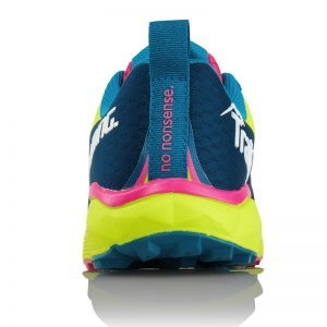 SALMING TRAIL 5 MUJER BLUE/FLUO YELLOW en internet