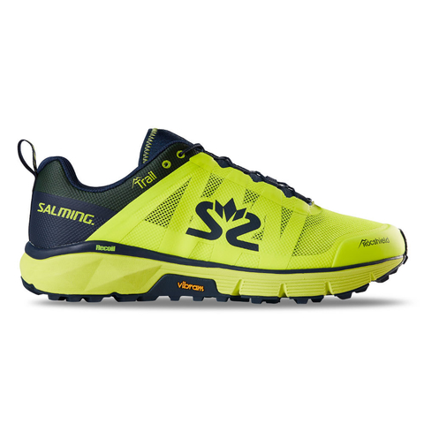 TRAIL T6 HOMBRE YELLOW/BLUE