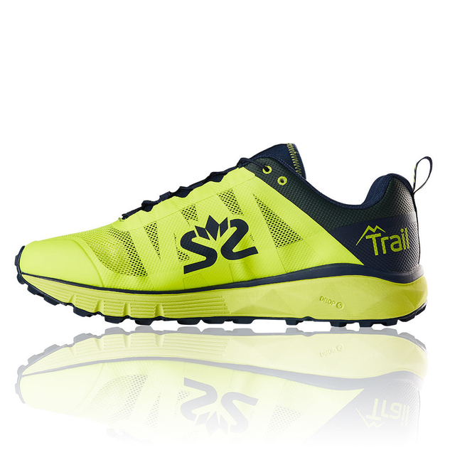 TRAIL T6 HOMBRE YELLOW/BLUE en internet