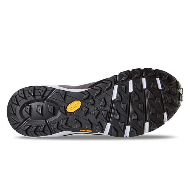 TRAIL HYDRO HOMBRE GREY/BLACK - Salming