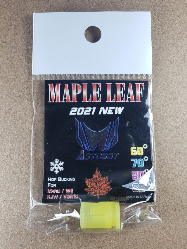 Bucking Maple Leaf Autobot Silicone Sniper Vsr 10/gbb - Airsoft na internet
