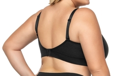 Sutiã Basic Confort Sem Costura Ref. ZR0306-003 - Intimaxx Lingerie Plus Size