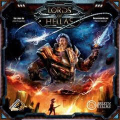 Lords Of Hellas - Galápagos Jogos na internet