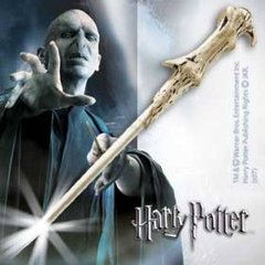 Varinha Harry Potter - Noble Collection - Voldemort- Importado na internet