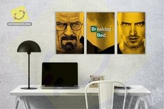 Quadro Mosaico | Breaking Bad | Séries TV