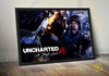 Quadro Decorativo - Uncharted 4 - Game | PS4