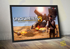 Quadro Decorativo - Uncharted 3 - Game | PS4