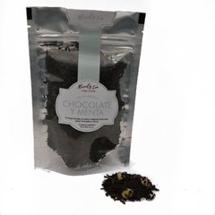 Te En Hebras Re Fill Sabor Chocolate 50gr Lovely Tea