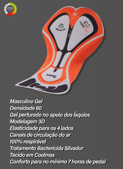 Macaquinho Fem Marcio May Slim Fit Colorfull Geometric - loja online