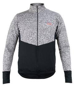 Jaqueta Peluciada Masc Marcio May Comfort Preta/Mescla - comprar online
