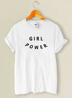 Camiseta Girl Power Arco - comprar online