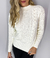 Blusa tricot Emily - Off White