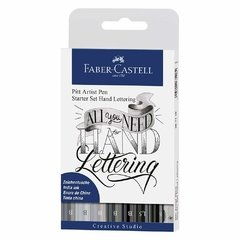 Faber Castell Hand Lettering All You Need X9