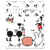 MICKEY MOUSE SET DE NOTAS ADHESIVAS