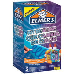 ELMERS SLIME KIT CAMBIA COLOR - comprar online