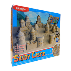 SET PAULINDA SANDY CLAY CASTLE GLITTER