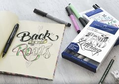 Faber Castell Hand Lettering All You Need X9 en internet